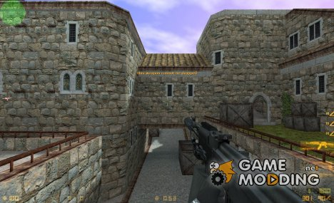 Ak Model Of Twinke Masta for Counter-Strike 1.6