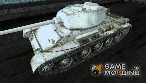 Хорошая шкурка для T-44 для World of Tanks