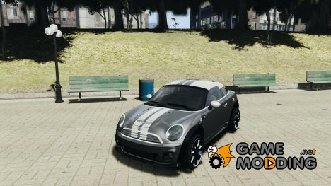 Mini Coupe Concept v0.5 для GTA 4
