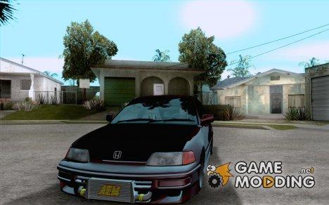 Honda CRX Tuned для GTA San Andreas