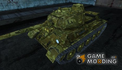 T-43 OlegWestPskov для World of Tanks