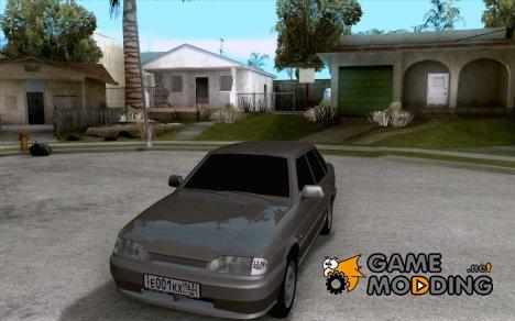 ВАЗ 2115 TUN for GTA San Andreas