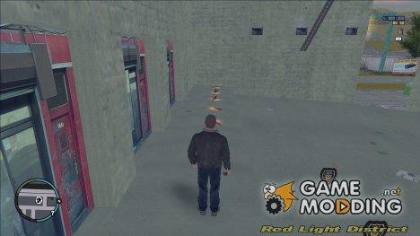 GTA IV HUD v1.2 (Ретекстур) для GTA 3