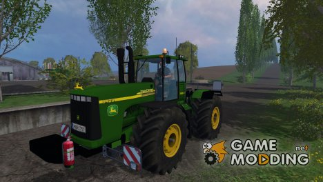 John Deere 9420 для Farming Simulator 2015