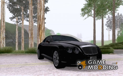 2003 Bentley Continental GT V1.0 для GTA San Andreas