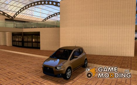 Mitsubishi Colt Rallyart для GTA San Andreas