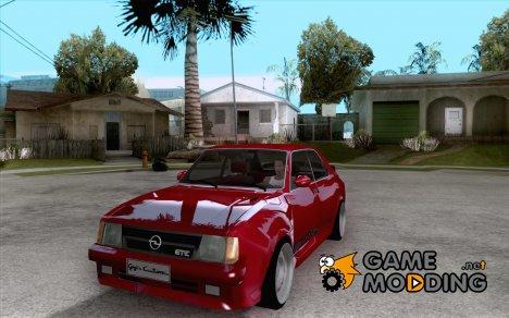 Opel Kadett D GTE Mattig Tuning для GTA San Andreas