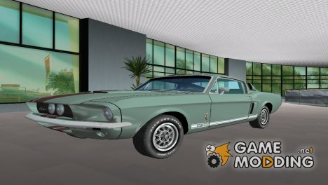 Shelby Cobra GT500 for GTA Vice City
