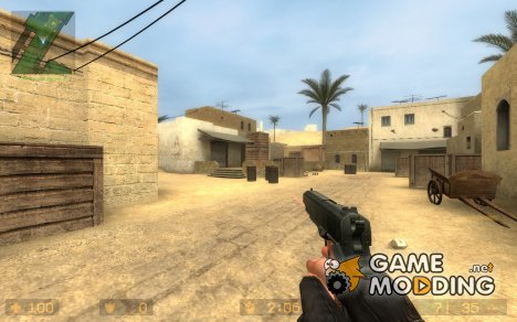 Colt M1911 Laser для Counter-Strike Source