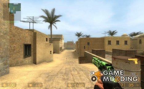 Leaf Deagle for Counter-Strike Source