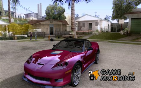 Chevrolet Corvette ZR-1 для GTA San Andreas