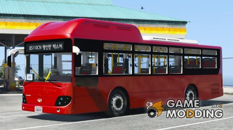 Daewoo BS110CN Bus 0.3 для GTA 5