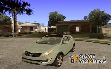Kia Sportage 2011 HKV для GTA San Andreas