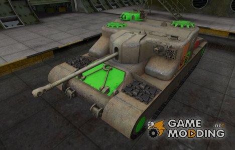 Качественный скин для AT 15A для World of Tanks