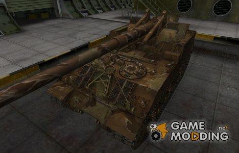 Американский танк M40/M43 для World of Tanks