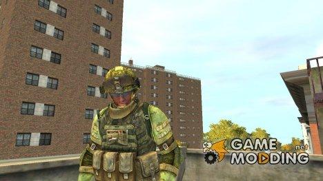 "Солдат ""US Hero"" v.2 для GTA 4"