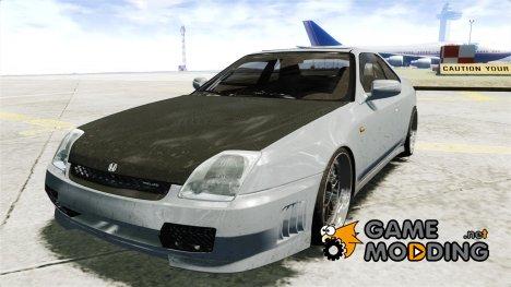 Honda Prelude SiR VERTICAL Lambo Door Kit Carbon v1.0 for GTA 4