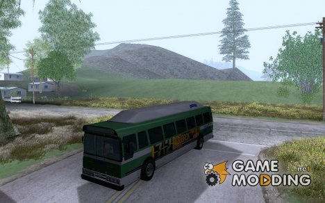GTA IV Bus for GTA San Andreas