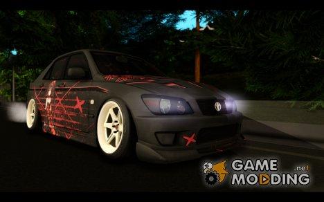 2004 Toyota Altezza Akuma for GTA San Andreas