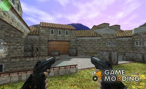 Teh Snake's Old Elites Reskin для Counter-Strike 1.6
