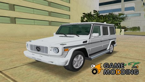 Mercedes-Benz G500 (W463) 2008 for GTA Vice City
