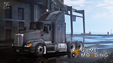 Kenworth T660 for GTA 5