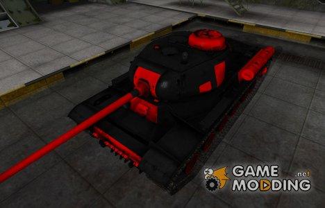 Черно-красные зоны пробития ИС для World of Tanks