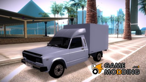 ИЖ 2717 for GTA San Andreas