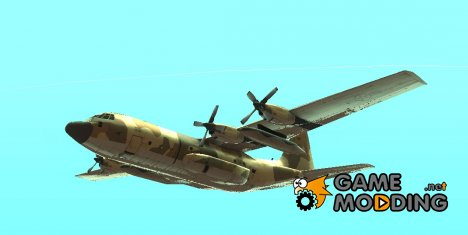 "C-130H Hercules ""GTA V Titan"" for GTA San Andreas"