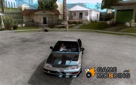 Honda CRX JDM for GTA San Andreas