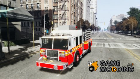FDNY Seagrave Marauder II for GTA 4