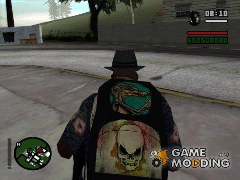 Пак русского оружия for GTA San Andreas