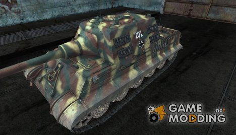 Шкурка для JagdTiger for World of Tanks