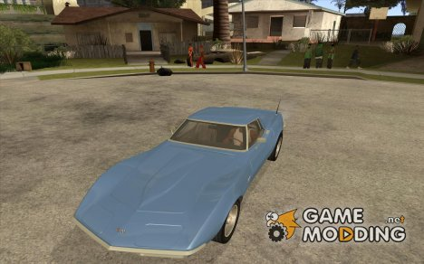 Chevrolet Corvette Stingray 1968 для GTA San Andreas