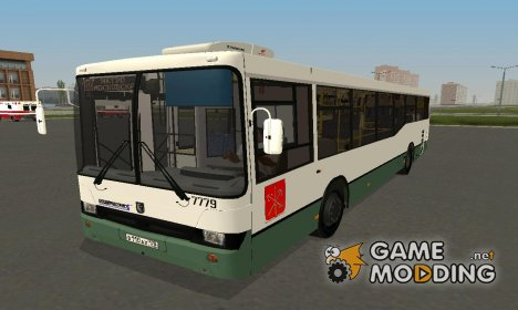 НефАЗ 5299-30-32 for GTA San Andreas