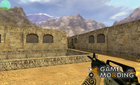 black-white with RealMadryt для Counter-Strike 1.6