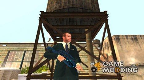 Geth Pulse Rifle for GTA 4