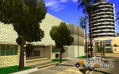 Госпиталь всех Святых for GTA San Andreas