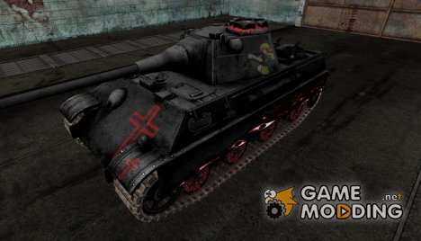 Panther II Hellsing for World of Tanks