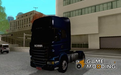 Scania R-440 for GTA San Andreas