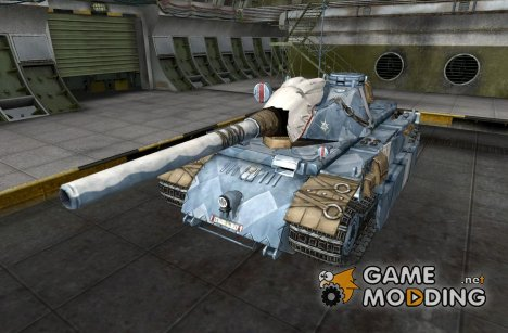 Ремоделинг на E-50 Ausf.M for World of Tanks