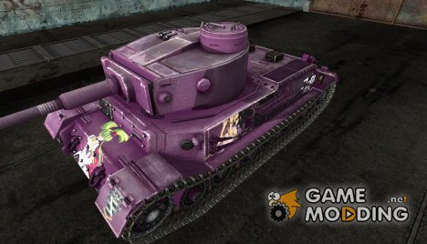 Шкурка для Tiger (p) for World of Tanks