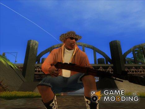 Mauser K98 для GTA San Andreas