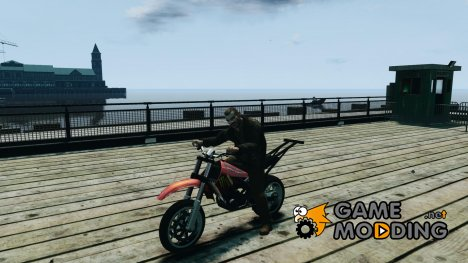 Stunt Supermotard Sanchez для GTA 4