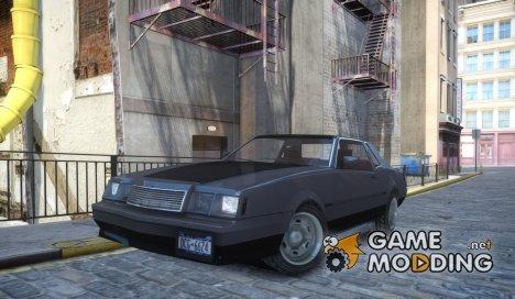 Sabre Premium для GTA 4