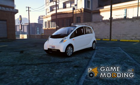 Mitsubishi i-Miev 1.0 for GTA 5