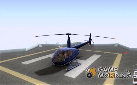 Robinson R44 Raven II NC 1.0 Скин 1 for GTA San Andreas