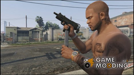 Mac 10 0.1 for GTA 5
