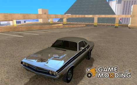 Dodge Challenger 1971 for GTA San Andreas