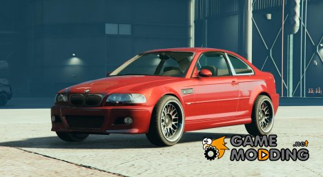 BMW M3 E46 for GTA 5